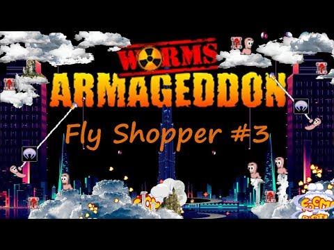 Worms: Armageddon - Fly Shopper [#3]