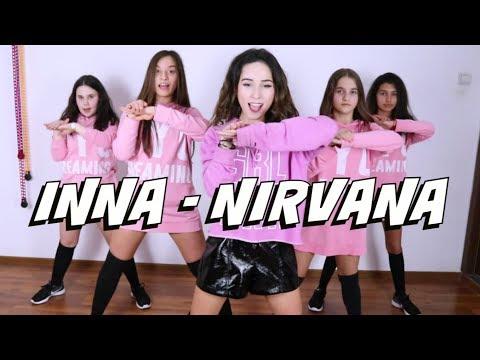 INNA - Nirvana (Choreography by Andra Gogan)