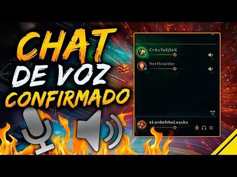CHAT DE VOZ CONFIRMADO - RIOT ya está EN PRODUCCIÓN | Noticias League Of Legends LoL