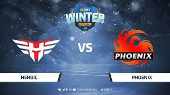 [EN] Heroic vs Phoenix | Map 3: Overpass | Part 2 | Grand final | GG.Bet Winter Cup