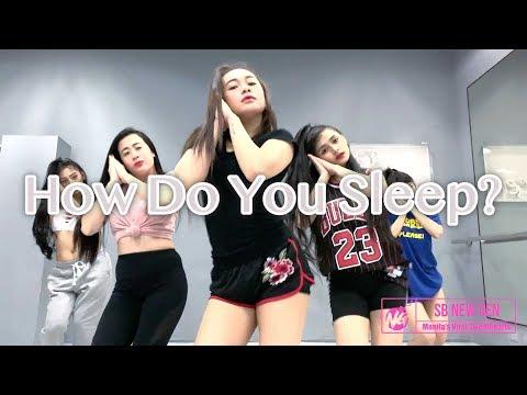 Sam Smith - How Do You Sleep | SB NewGen Girls