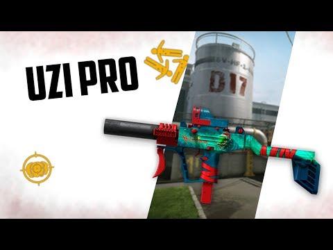 Warface Uzi Pro - Laserbeam best F2P engie gun thumbnail