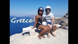 Скачать Greece Athens Santorini Mykonos