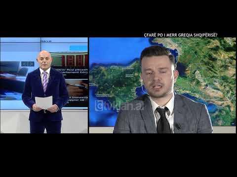 Opinion - Cfare po i merr Greqia Shqiperise? (01 shkurt 2018)