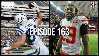Colts Raiders Preview + Why Not Eric Berry to Replace Malik Hooker?