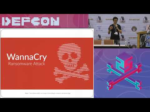 DEF CON 25 Packet Hacking Village - Tan Kean Siong - Stories from a 15 days SMB Honeypot  Mum