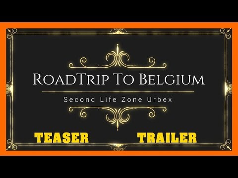 LOSTPLACES // Maison Mokka // Maison Boon // Orient Express // Roadtrip To Belgium // TEASER-TAILER