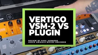 Vertigo VSM-2 Hardware VS Vertigo VSM-3 Plugin Review