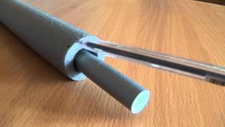 Почему трубы, которые проходят в полу нужно изолировать(Видео о том, почему трубы систем отопления и водоснабжения, которые проходят в полу нужно изолировать. rssrv.ru., 2014-11-02T08:23:01.000Z)