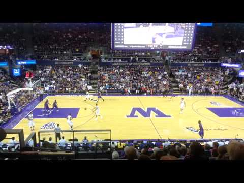 UW Alumni Basketball Tournament Game (first 1:53 of game)