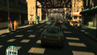 GTA 4 / IV High Settings - |3.4GHz |ATI Radeon HD 4800, 4GB RAM
