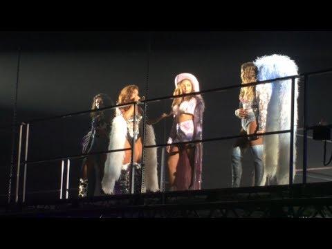 Little Mix Secret love song 091017 Aberdeen