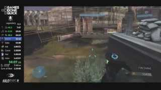 Halo 3 Legendary Speedrun Full Game Commentary