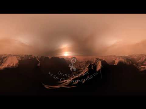 VR Planet - Mars Surface