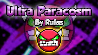 NINE CIRCLES VIOLETA! Geometry Dash [2.0] (Easy Demon) - Ultra Paracosm by Rulas - GuitarHeroStyles