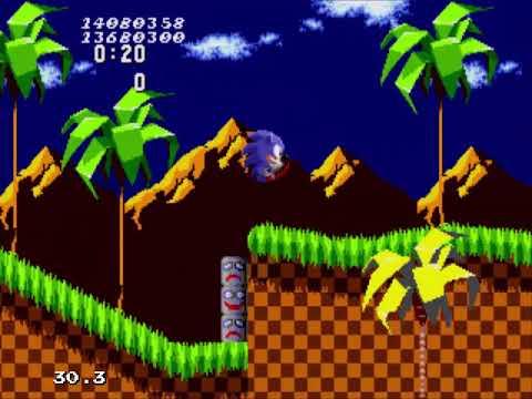 Sonic 1 Tokyo Toy Show Remake