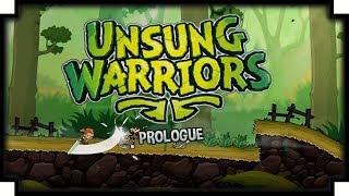 Unsung Warriors: Prologue - (Iron Age Action-Adventure Game)