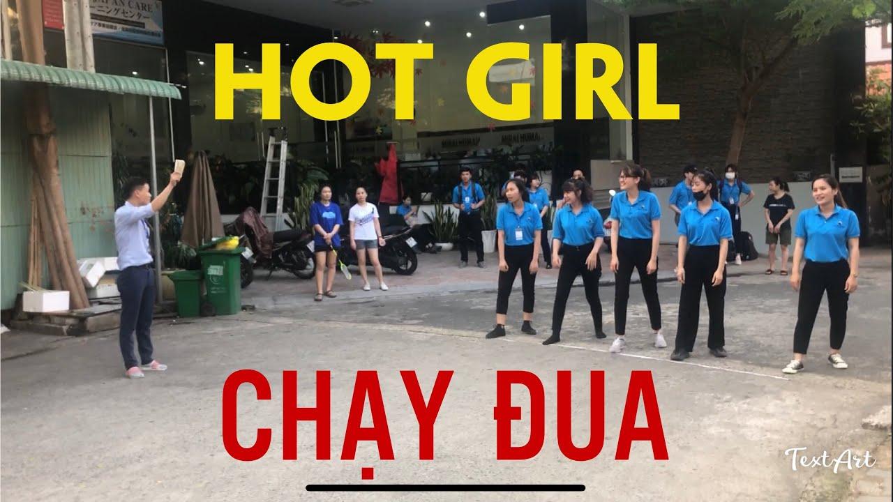 [MIRAIHUMAN] HOT GIRL NỮ SINH NHẬT BẢN CHẠY ĐUA   運動会
