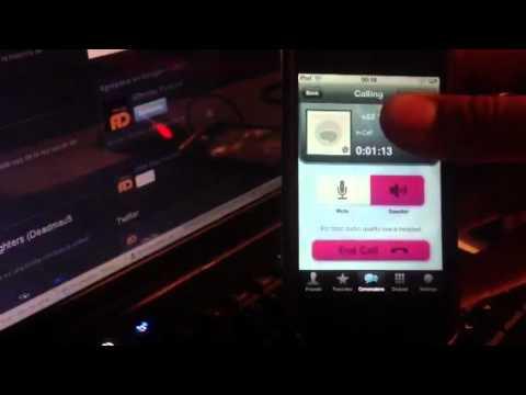 Testing De La Aplicación Bobsled Calling Para IOS Y Android