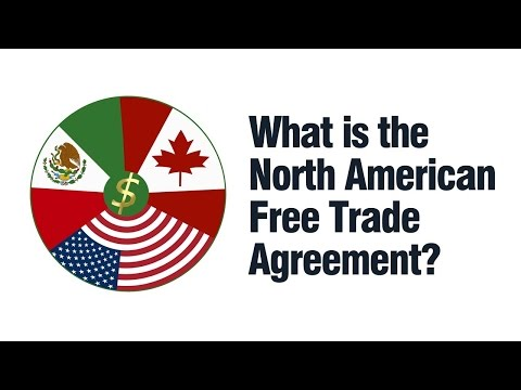 What is NAFTA? - NAFTA Explained - NAFTA Pros and Cons