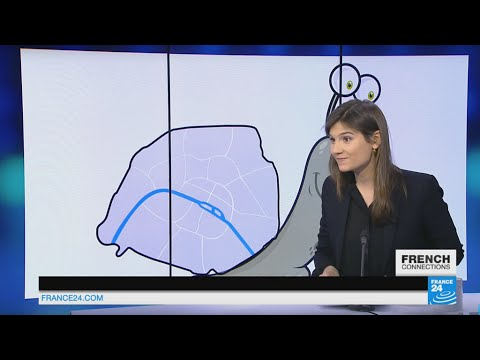 Paris arrondissements: Smashing the snail