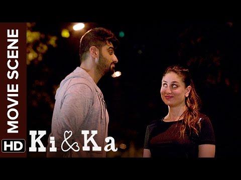 Kya Tangey Hain Yaar   Ki & Ka   Arjun Kapoor, Kareena Kapoor   Movie Scene