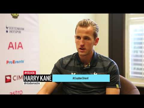 #YOUASK with Harry Kane
