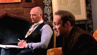 Joe And Derren Meet Hollyoaks - The Man Who Contacts The Dead