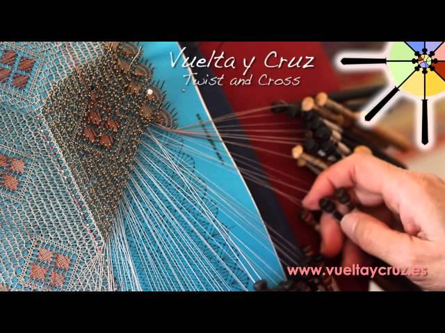 Lección 3 de Vuelta y Cruz / Lesson 3 by Twist and Cross