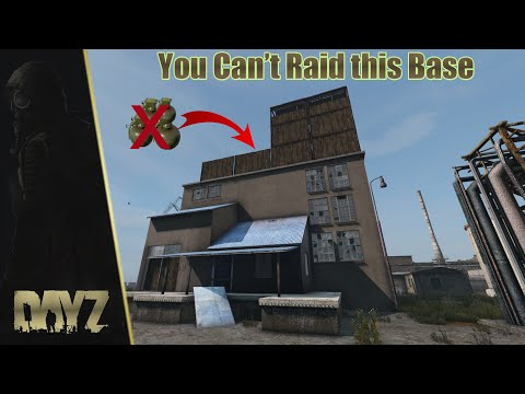 Dayz: How To Build a 100% Safe Base