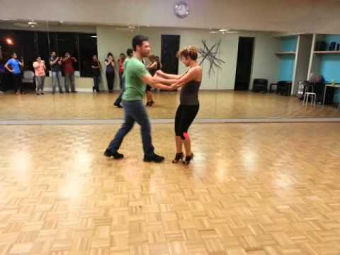 Bachata Level 3 at Alpha Midway Dance Studios in Dallas