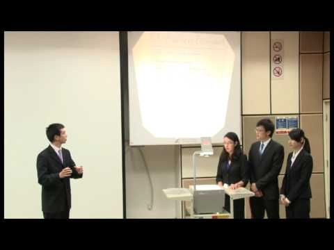 2012 HSBC/McKinsey Business Case Competition - Round 2 - Tsinghua University