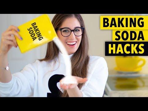 7 Baking Soda Hacks That Changed My Life! (DIY Deodorant)