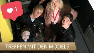 GNTM 2019 FINALE: Wir treffen Simone, Sarah ,Caro, Lena & Co | VLOG #1