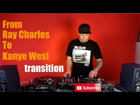 Ray Charles to Kanye West Transition