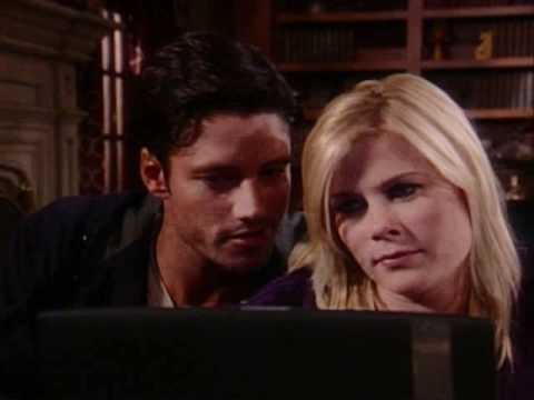 Days of our Lives  E.J Dimera and Samantha Brady