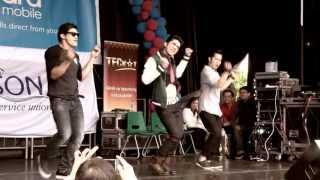 Barrio Fiesta in Morden 2013, VHONG NAVARRO & Streetboys