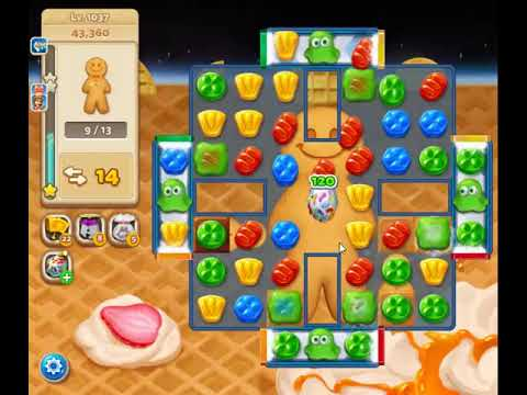 Sweet Road Level 1037 played by Self-Gamed Millionaire