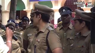நடிகர் சீயான் விக்ரம் நடிப்பில் சாமி 2 படபிடிப்பு நெல்லை மாவட்டத்தில் துவங்கியது