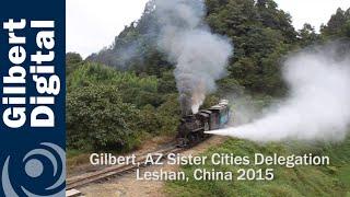 Sister Cities Gilbert, AZ Delegation: Leshan, China