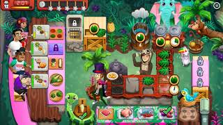 JUNGLE JOINT Season3 Episode1(S3E1) - Cooking Dash - 5STAR ALL CUSTOMERS SERVED