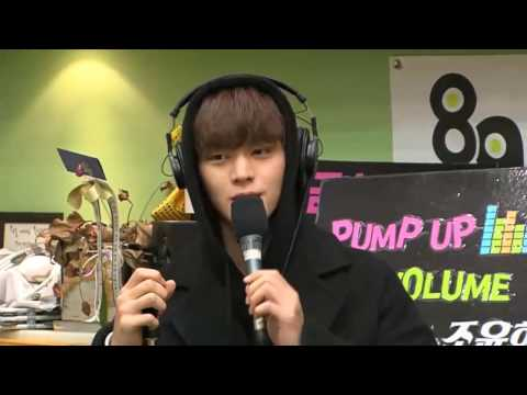 [170317] Kiss The Radio - BTOB Rap Line sing & Sungjae rap - Way Back Home