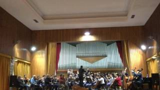 Beethoven Sinfonia n. 5 Direttore A  Pellitteri