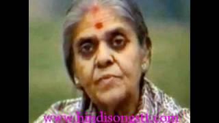 Jab Se Pee Sang Naina Lage (Aasmaan:1952)  Rajkumari