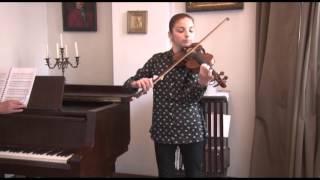 f5809f76be2 Anna Tchania - N.Paganini Moto Perpetuo Op. ...