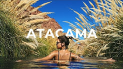 DESERTO do ATACAMA no Chile | Termas de Puritama | Vlog do Num Pulo Ep03