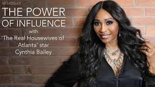 'RHOA' Star Cythina Bailey Reveals How She Uses Social Media to Promote Her Business