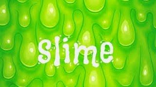tuto slime avec du shampoing et du gel douche