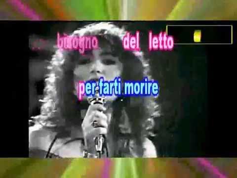 FIABE - LOREDANA BERTE' -  KARAOKE   BySteva2000-VIDEOKARAOKEMANIA