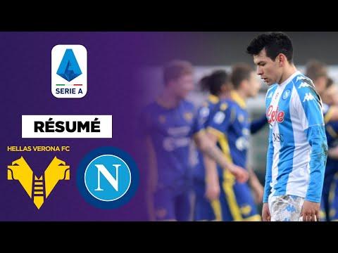 Résumé : Un record mais une défaite pour Naples